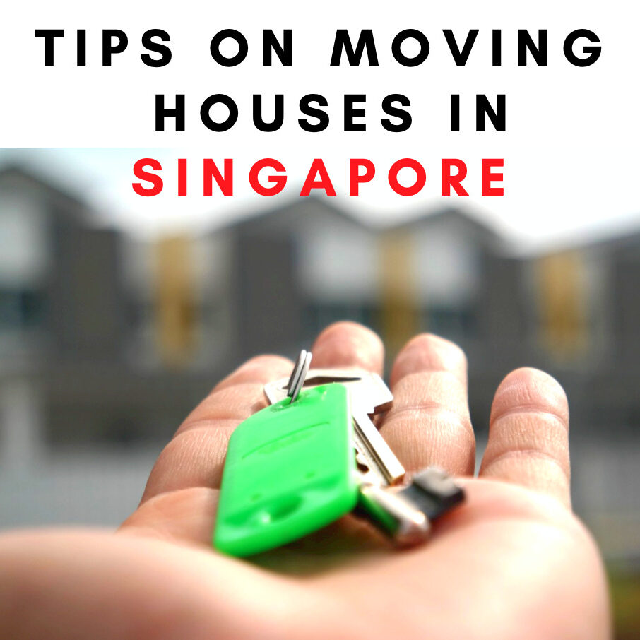 Finding a house in Singapore