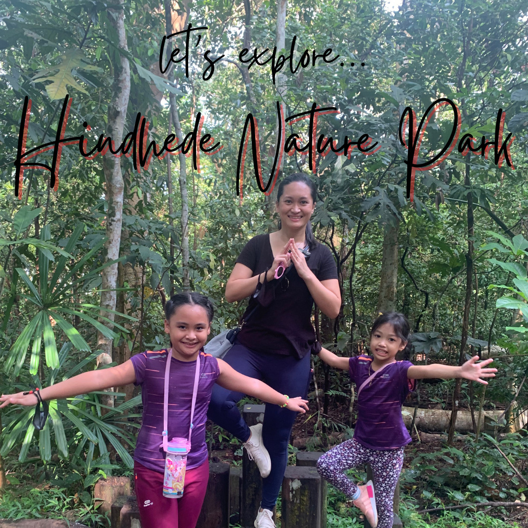 Shouldn't miss exciting side trip to Hindhede Nature Park