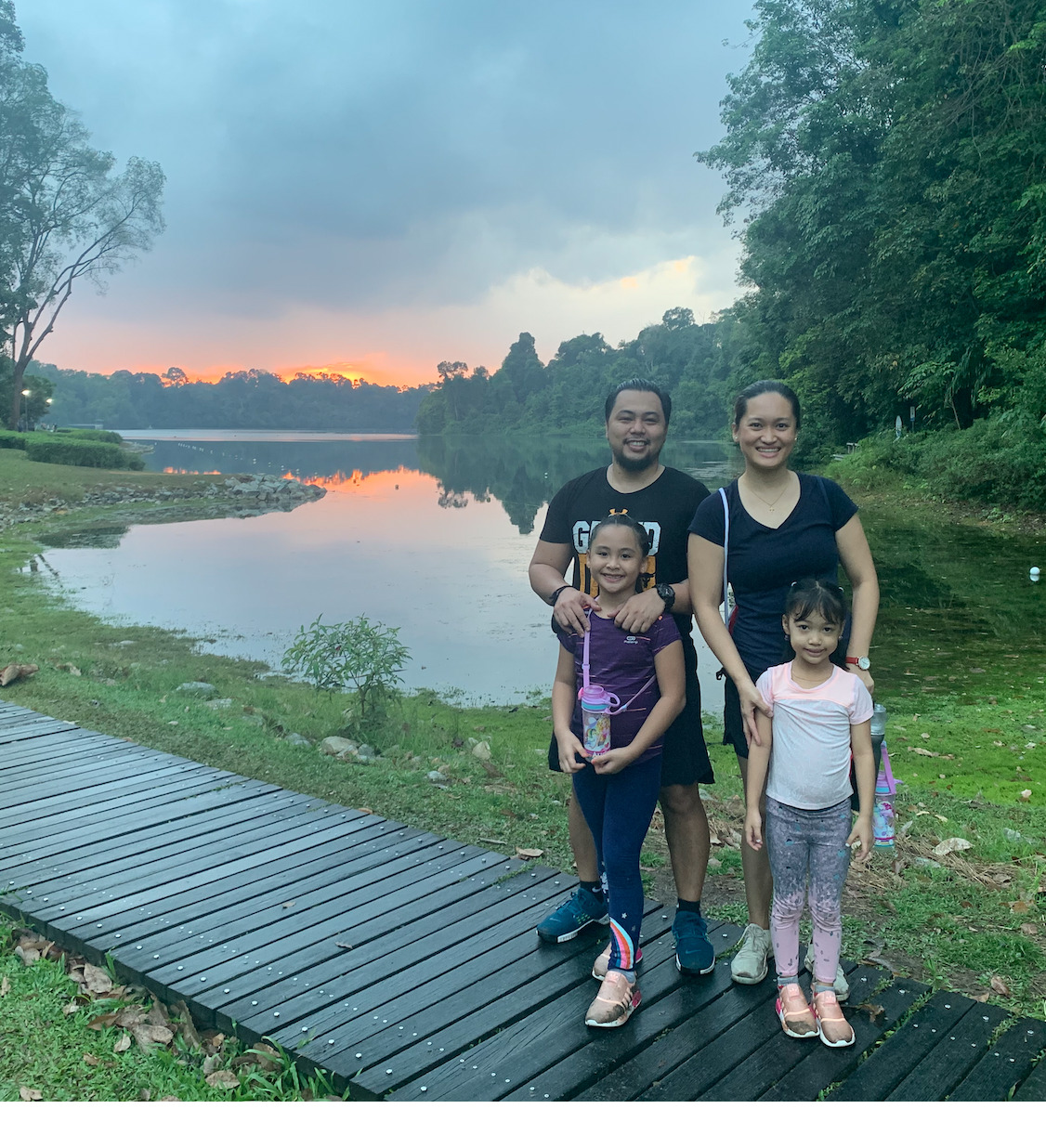 Unplanned 11km Nature Walk at MacRitchie Trail